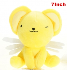 Card Captor Sakura Cosplay Cartoon Cute Doll Anime Cerberus Plush Toy