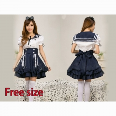 Lolita Cartoon Cosplay Wholesale Anime Costume Set