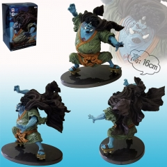 One Piece Manga Jinbe Cartoon Toys Japanese Anime Figure