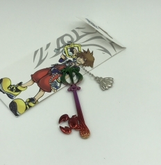 Kingdom Hearts Cosplay Decoration Fancy Anime Pendant