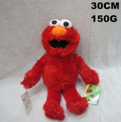 Sesame Street Cosplay Red Emlo Cartoon Doll Anime Plush Toy