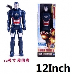 Iron Man Cartoon Toys Wholesale Home Decoration Anime Figure 12Inch