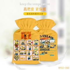Despicable Me Cosplay Cartoon For Warm Hands Anime Hot-water Bag