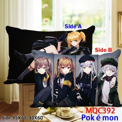 Girls Frontline Cool Style Fashion Comfortable Two Sides Long Design Anime Pillow 40*60CM