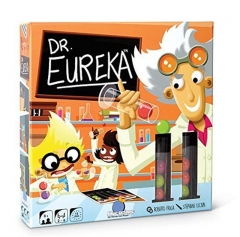Dr. Eureka Mix Molecules Brain Teaser And Race Speed Game New