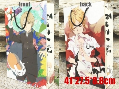 Natsume Yuujinchou Cute Fancy Anime Portable Paper Bag