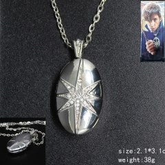 Fantastic Beasts And Where To Find Them Cosplay Pendant Anime Necklace