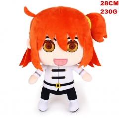 Fate Stay Night Cosplay Cartoon Cute Doll Anime Plush Toy
