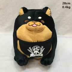 Japan Anime Shi Inu Dog Plush Cute Soft Stuffed Toy