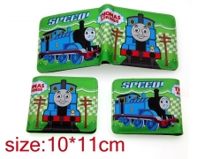 Thomas and His Friends Cosplay Cartoon Purse Anime Wallet