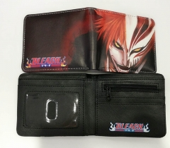 Bleach Cosplay Cool For Boy Purse Anime Wallet