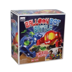 2pcs/lot Balloon BOT Battle Boxing Game Party Interactive Game Toys Parent-Child Parents Kid Adult Board Game Funny Toy Pupolar