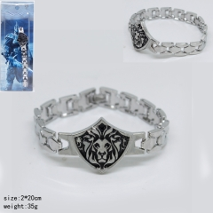 World of Warcraft Fashion Style High Quality Bracelet Anime Wristband