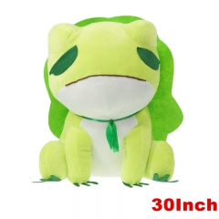 Travel Frog Cosplay Hot Game For Kids Anime Plush Toy