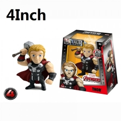 The Thor Cartoon Toys Popular Super Hero Anime Figure 4Inch