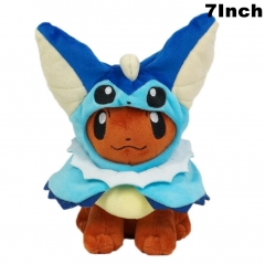Pokemon Cosplay Flareon For Kids Doll Anime Plush Toy