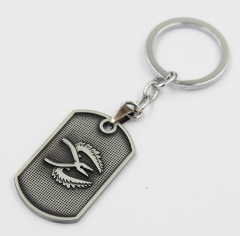 CSGO Counter Strike Cosplay Game TCT Camp Anime Keychain