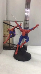 Spider Man Cosplay Movie Red Color For Kids Toy Anime Figure