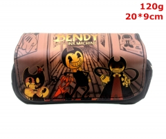 Bendy and the Ink Machine Cosplay Cartoon Anime Pencil Bag