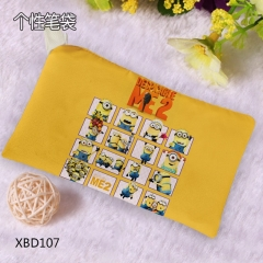Despicable Me Cosplay Cartoon For Student Anime Pencil Bag