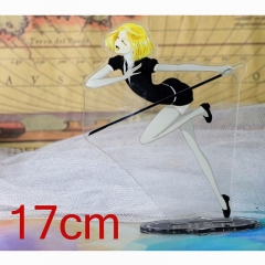 Land of the Lustrous Yellow Diamond Model Anime Acrylic Standing Plates 17cm