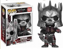 Funko POP The Witcher Geralt Cartoon Model Toys Anime PVC Figure 151#