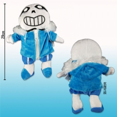 Undertale Sans Cute Cartoon Collection Doll Anime Plush Toy 29CM
