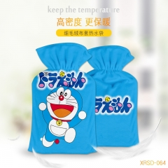 Doraemon Cosplay For Warm Hands Anime Hot-water Bag