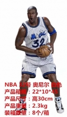 National Basketball Association All-Star Game #32  Shaquille O'Neal 30cm 230g