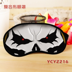 Overlord Cosplay Color Printing Cartoon Composite Cloth Anime Eyepatch