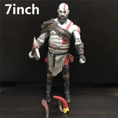 Action Game God Of War Anime Fancy Plastic Figure