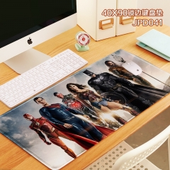Justice League Cosplay Movie Thick Mouse Mat Anime Mouse Pad