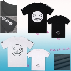 NieR: Automata Two Color Can Choose Wholesale Anime Cute T Shirt