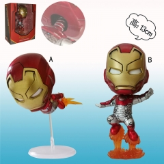 Iron Man Two Designs Can Choose Cartoon Toys Wholesale Anime Figures 13CM