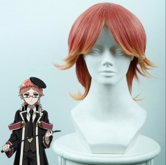 The Royal Tutor Red Cartoon Cosplay Hair Wholesale Anime Wig