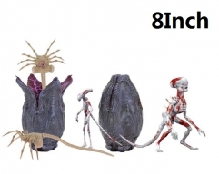 NECA Alien Cartoon Funny Toys Wholesale Anime Action Figure 8Inch