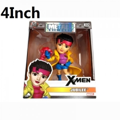 X-Men Jubilee Cartoon Toys Wholesale Anime Figure 4Inch