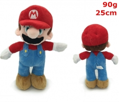 Super Mario Bro Cosplay Game Cute Doll Anime Plush Toy