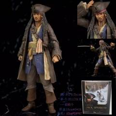 Pirates of the Caribbean Jack Captain Collection Toy Anime Figure