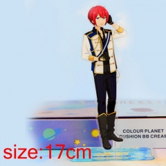 Ensemble Stars Suou Tsukasa Game Acrylic Figure Double Side Printed Anime Standing Plates 17cm