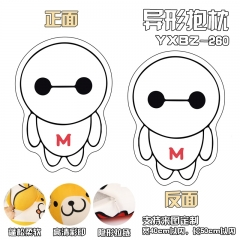 Big Hero 6 Cosplay Cartoon Deformable Anime Plush Pillow