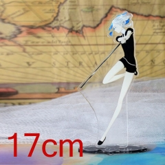 Land of the Lustrous Euclase Model Anime Acrylic Standing Plates 17cm