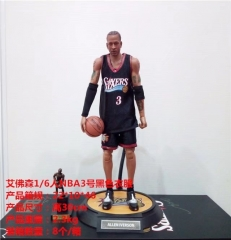 National Basketball Association All-Star Game #3 Allen Ezail Iverson 30cm 230g