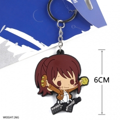 Attack on Titan Cosplay Soft Plastic Blouse Pendant Anime Keychain