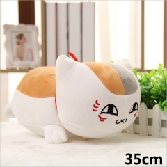 Natsume Yuujinchou Cat Cartoon Stuffed Pillow Cute Anime Plush Toys 35cm