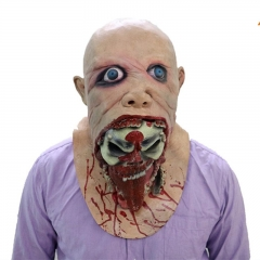 Resident Evil Movie Zombie PVC Cosplay Party Mask