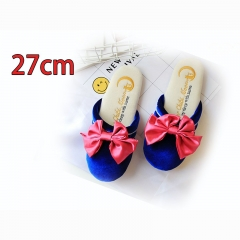 Sailor Moon Cartoon Cute Wholesale Japanese Warm Anime Plush Slipper