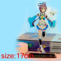 Vocaloid Luo Tianyi Cartoon Acrylic Model Figure Double Side Printed Anime Standing Plates 17cm