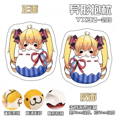 Warship Girls Cosplay Cartoon Deformable Anime Plush Pillow