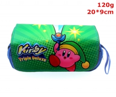 Kirby Cosplay Cartoon For Student Anime Pencil Bag